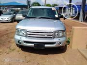 Land Rover Range Rover Sport 2008 Silver | Cars for sale in Oyo State, Ibadan North