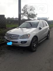 Mercedes-Benz M Class 2007 Silver   Cars for sale in Lagos State, Lekki Phase 1