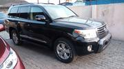 Toyota Land Cruiser 2008 5.7 4WD Black | Cars for sale in Lagos State, Ajah