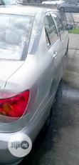 Toyota Corolla 2004 LE Silver   Cars for sale in Port-Harcourt, Rivers State, Nigeria