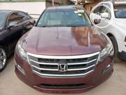 Honda Accord CrossTour 2012 EX-L Red | Cars for sale in Lagos State, Ikeja