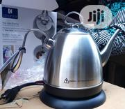 Quality German Electric Kettle | Kitchen Appliances for sale in Lagos State, Lagos Island