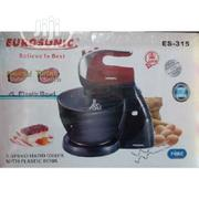 Eurosonic Cake Mixer With Bowl -4l | Restaurant & Catering Equipment for sale in Lagos State, Lagos Island