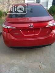 Toyota Corolla 2014 Red | Cars for sale in Lagos State, Ikoyi
