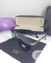 Montblanc Sunglasses Black | Clothing Accessories for sale in Lagos State, Lagos Island