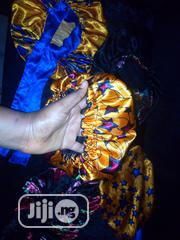 Reversible Ankara Silk Bonnets | Clothing Accessories for sale in Lagos State, Alimosho