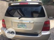 Toyota Highlander 2006 Limited V6 4x4 Gold   Cars for sale in Lagos State, Ajah