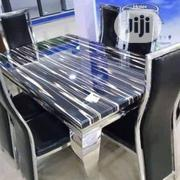 Latest Classic Marble Top Dining Table | Furniture for sale in Lagos State, Victoria Island