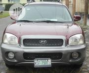 Hyundai Santa Fe 2004 GLS 3.5 L Red | Cars for sale in Oyo State, Ibadan South West
