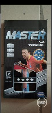 Yasaka Master 4star Table Tennis Bat | Sports Equipment for sale in Lagos State, Surulere