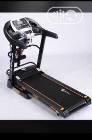 2.5hp Bodyfit Treadmill With Massager, Dumbbell, Twister Etc | Sports Equipment for sale in Lagos State, Surulere