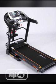 2.5hp Bodyfit Treadmill With Massager, Dumbbell, Sit Up Etc | Sports Equipment for sale in Lagos State, Ajah