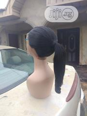 360 Pony Tail Pack Wig Human Hair | Hair Beauty for sale in Lagos State, Apapa