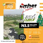 Half Plot of Land At Lakowe Golf Course Ibeju Lekki For Sale.   Land & Plots For Sale for sale in Lagos State, Ibeju
