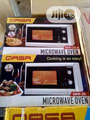 QASA 20litrs MICROWAVE Oven With Gril | Kitchen Appliances for sale in Lagos State, Ojo