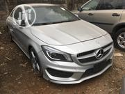 Mercedes-Benz CLA-Class 2016 Silver | Cars for sale in Lagos State, Isolo