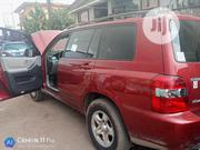 Toyota Highlander 2007 Limited V6 Red | Cars for sale in Lagos State, Mushin