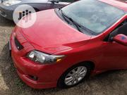 Toyota Corolla 2011 Red | Cars for sale in Delta State, Warri