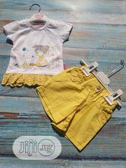 Top With Bum Short | Children's Clothing for sale in Lagos State, Lagos Mainland