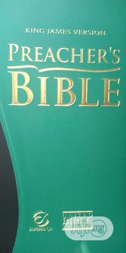 King James Preacher's Bible | Books & Games for sale in Abuja (FCT) State, Wuse