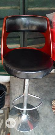Bar Stool With Wooden Back | Furniture for sale in Lagos State, Ojo