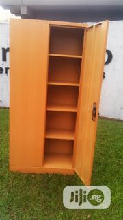 Metal Cupboard(Cherry Colour) | Furniture for sale in Lagos State, Ojo