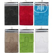 2pc Anti Slip Floor Bath Mat - Assorted | Home Accessories for sale in Lagos State, Lekki Phase 2