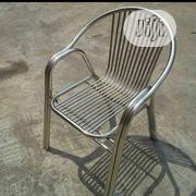 Restaurant/Bar Aluminium Stainless Chair | Furniture for sale in Lagos State, Ojo