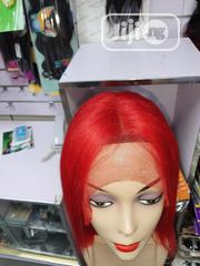 Red Frontal Wig | Hair Beauty for sale in Lagos State, Ikeja