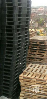 Plastic And Wooden Pallets | Building Materials for sale in Lagos State, Agege