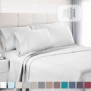 6 By 6 White Bedsheet | Home Accessories for sale in Lagos State, Lagos Mainland