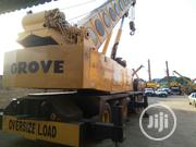 Grove Motor Crane 130 Tonnes | Heavy Equipment for sale in Rivers State, Port-Harcourt