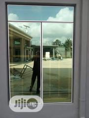 Structure Casement Windows With Net And Burglary | Windows for sale in Lagos State, Lagos Mainland