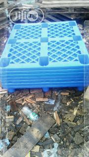 Blue Fancy Nestable Pallets   Building Materials for sale in Lagos State, Agege