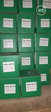 Hz Panel Meters 72*72 | Measuring & Layout Tools for sale in Lagos State, Ojo