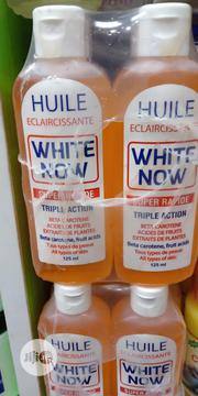 White Now Oil | Skin Care for sale in Abuja (FCT) State, Central Business District