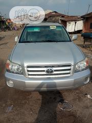 Toyota Highlander 2005 Silver   Cars for sale in Lagos State, Surulere