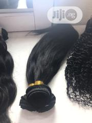 16 Inches Body Wave Hair With a Matching Closure | Hair Beauty for sale in Lagos State, Lagos Mainland