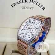 Franck Muller Wristwatch | Watches for sale in Lagos State, Apapa