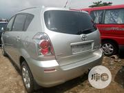 Toyota Corolla Verso 1.6 VVT-i 2005 Silver | Cars for sale in Lagos State, Apapa