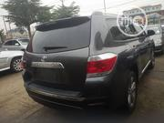 Toyota Highlander 2013 Hybrid Limited Gray | Cars for sale in Lagos State, Isolo