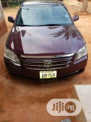 Toyota Avalon 2008 Red | Cars for sale in Delta State, Oshimili South