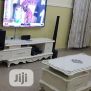 Grandour Royal Tv Stand With Center Table | Furniture for sale in Lagos State, Victoria Island