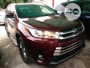 Toyota Highlander 2017 Red | Cars for sale in Lagos State, Lagos Mainland