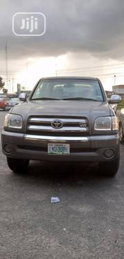 Toyota Tundra 2005 SR5 Access Cab Brown | Cars for sale in Delta State, Warri South
