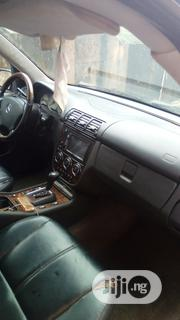 Mercedes-Benz M Class 2003 Black | Cars for sale in Lagos State, Ojo