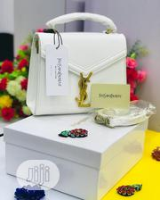 YSL White Quality Bag | Bags for sale in Lagos State, Lagos Island