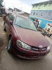 Nissan Almera 2005 Red | Cars for sale in Lagos State, Mushin