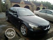 BMW 528i 2008 Black | Cars for sale in Lagos State, Surulere
