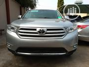 Toyota Highlander 2012 Silver | Cars for sale in Lagos State, Lagos Mainland
